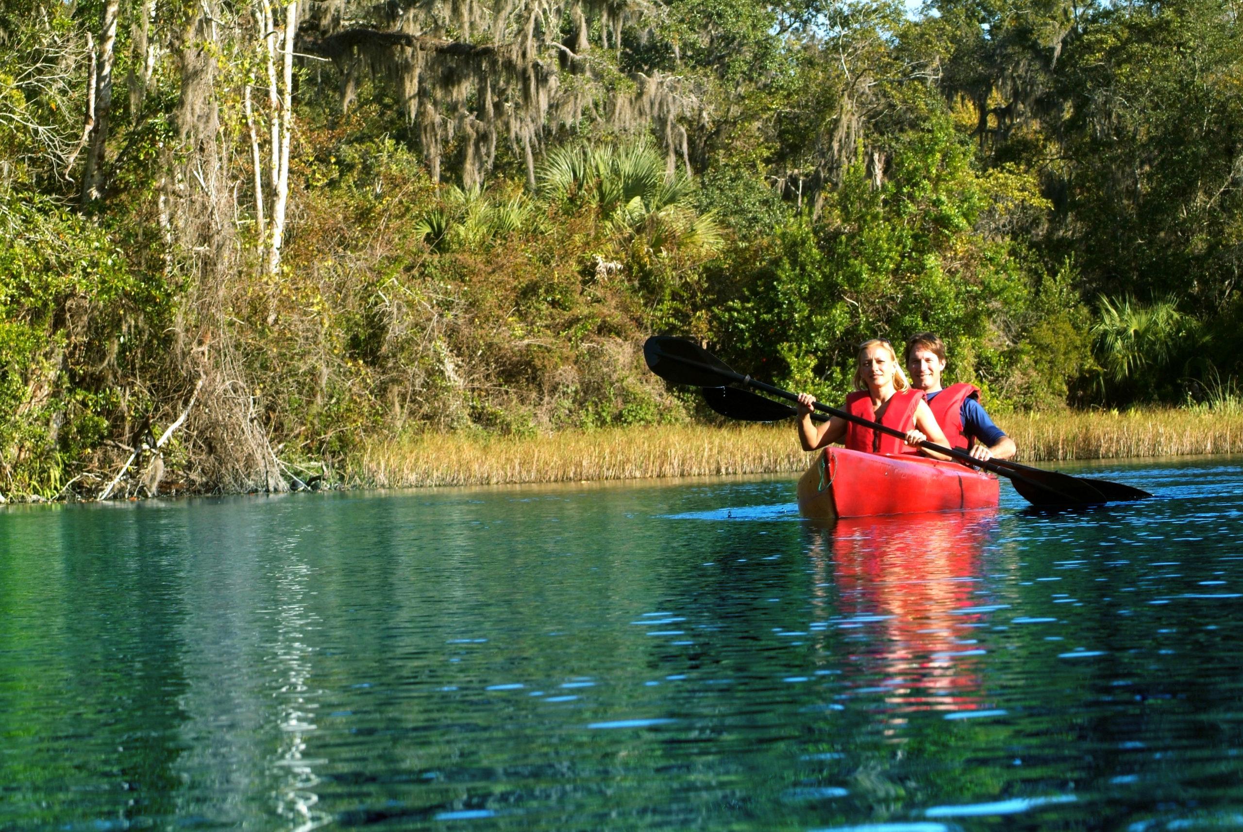 kayaking in ocala fl