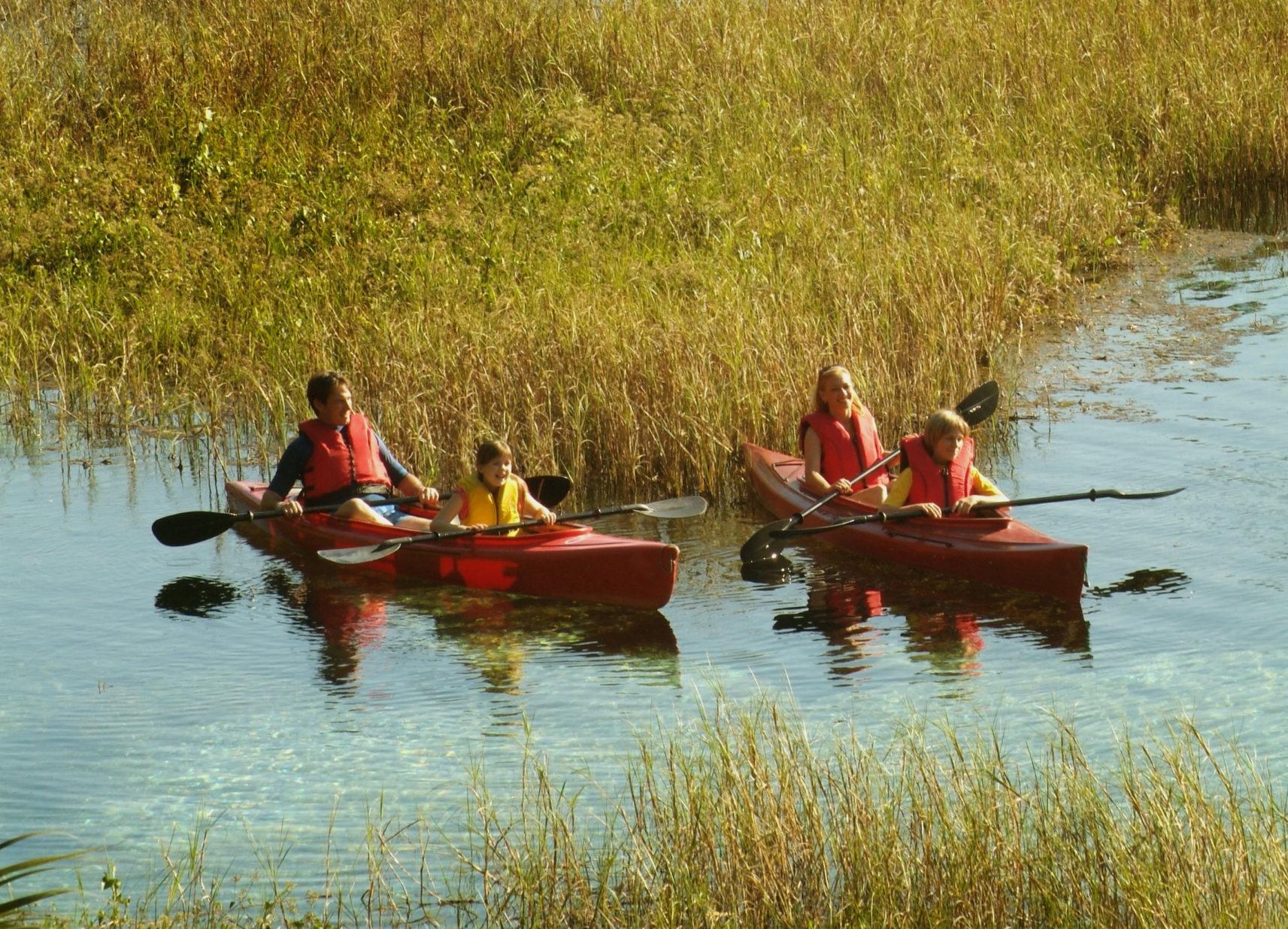 kayaking in ocala fl 2